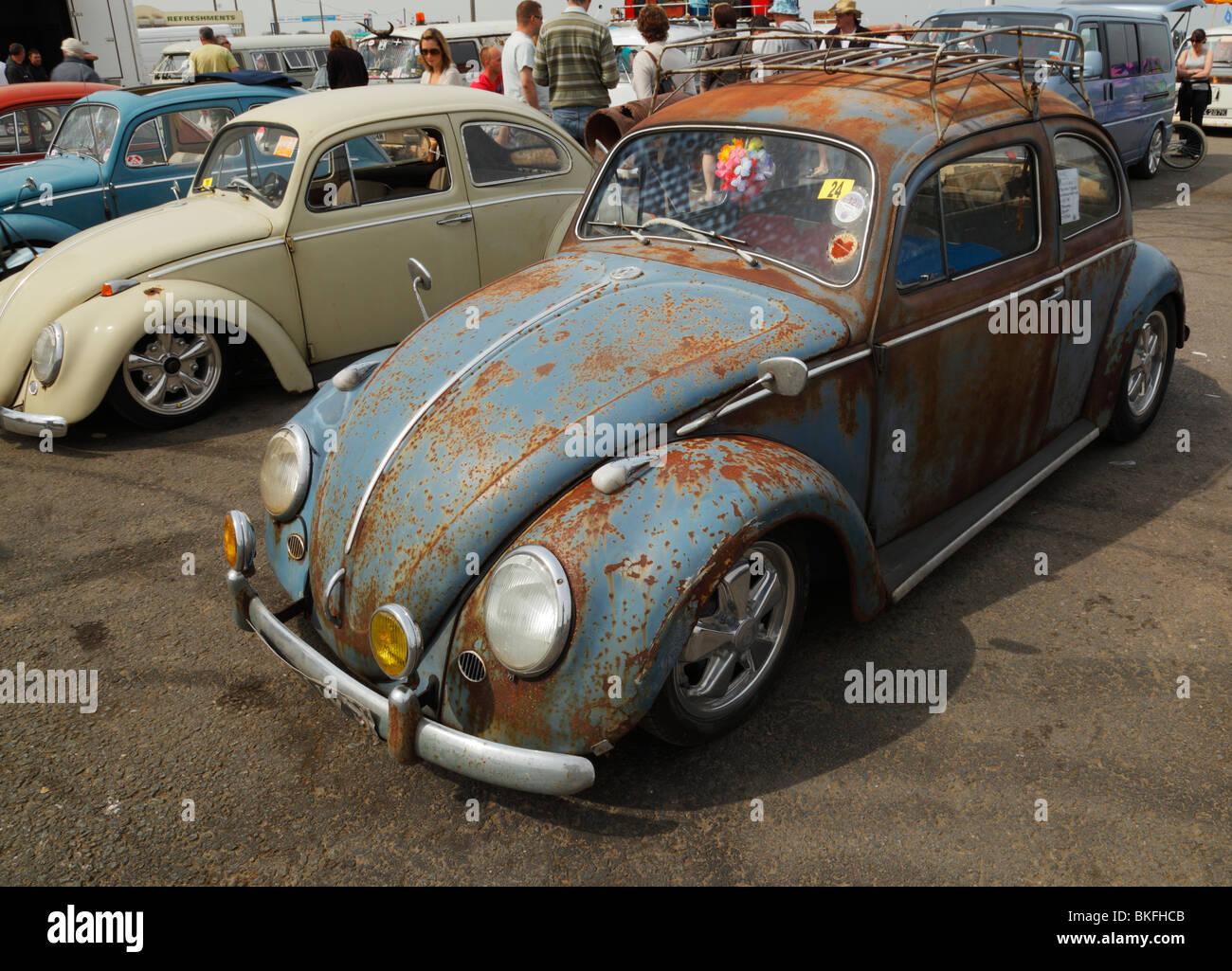 Ideal Rusty Rat Look Volkswagen Beetle Stock Photo: 29231787 - Alamy KC35