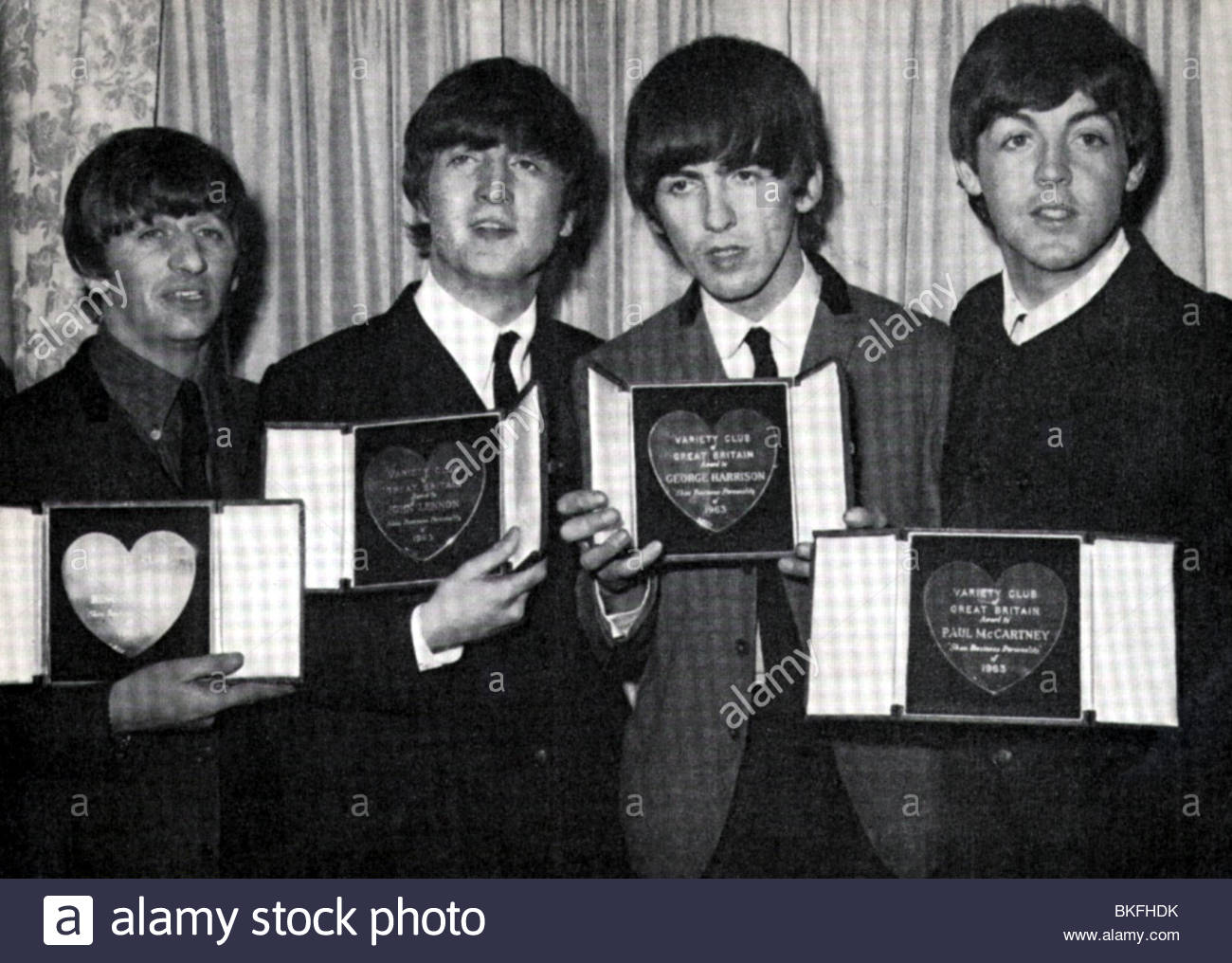 The Beatles 1963 Stock Photos Amp The Beatles 1963 Stock