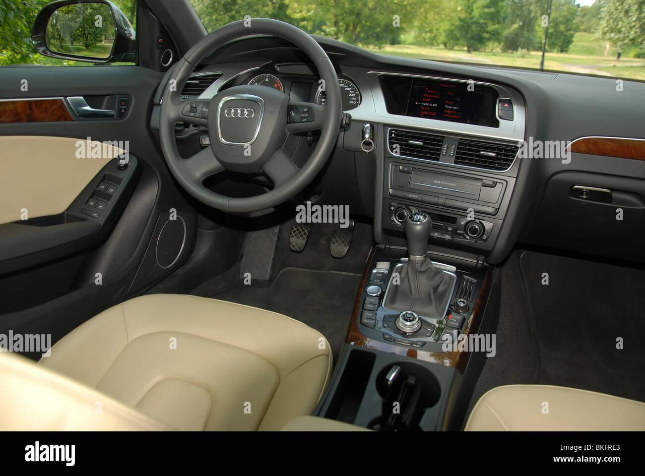 Audi A4 Allroad 2.0 TDI (Quattro) - 2009 - German premium middle ...
