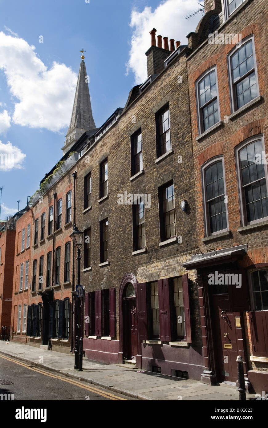 "Spitalfields London: Spitalfields London Uk. Georgian Town Houses. ""Wilkes"