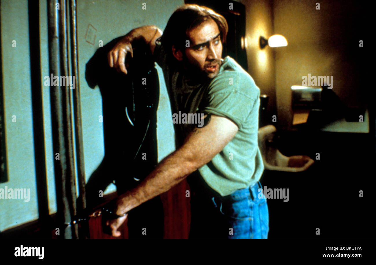 AMOS AND ANDREW (1993) NICOLAS CAGE ASAW 007 - Stock Image