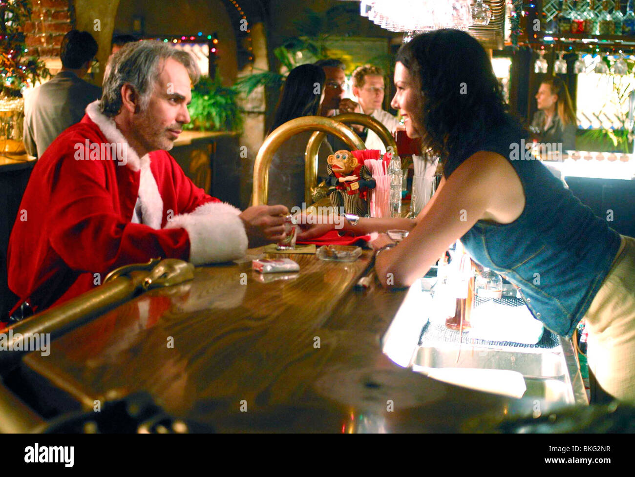 Bad Santa Movie Stock Photos Bad Santa Movie Stock Images Alamy