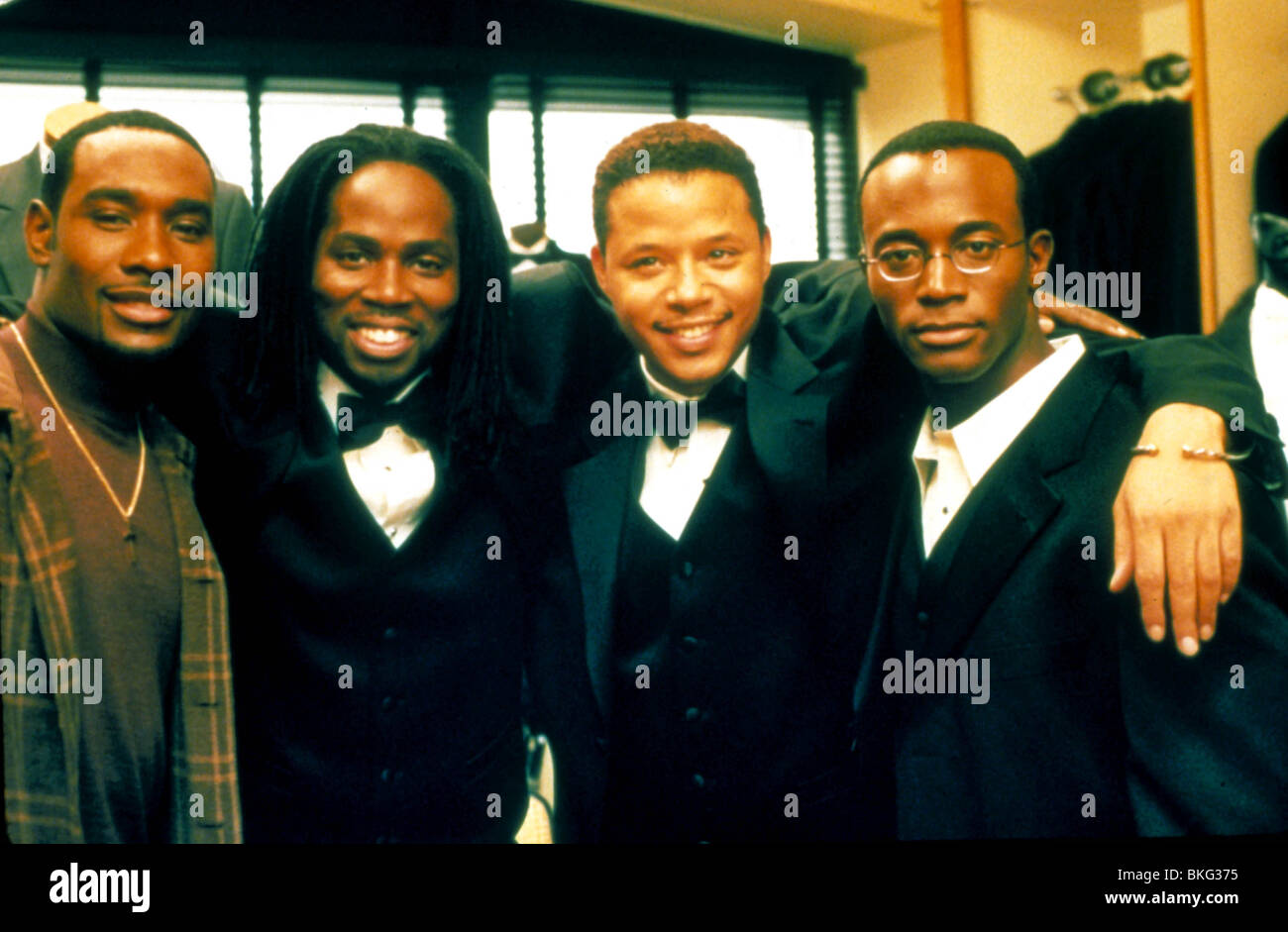 THE BEST MAN -1999 TAYE DIGGS - Stock Image