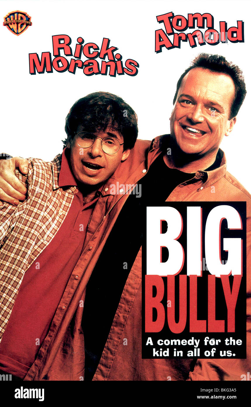 BIG BULLY -1995 POSTER - Stock Image
