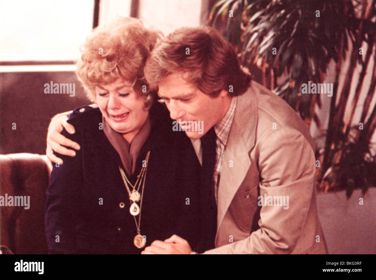 BLUME IN LOVE (1973) SHELLEY WINTERS, GEORGE SEGAL BLLV 003 - Stock Image
