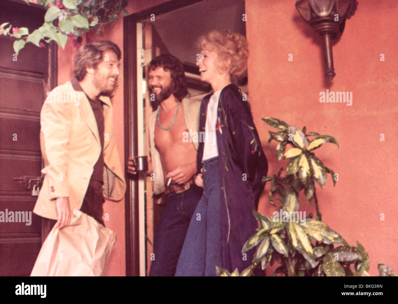 BLUME IN LOVE (1973) GEORGE SEGAL, KRIS KRISTOFFERSON, SUSAN ANSPACH BLLV 006 - Stock Image