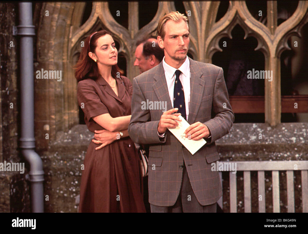 THE BROWNING VERSION (1993) GRETA SCACCHI, JULIAN SANDS BRWV 002 - Stock Image