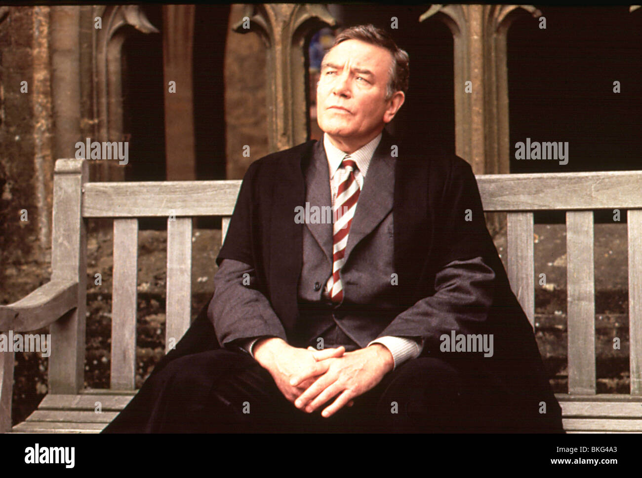 THE BROWNING VERSION (1993) ALBERT FINNEY BRWV 014 - Stock Image