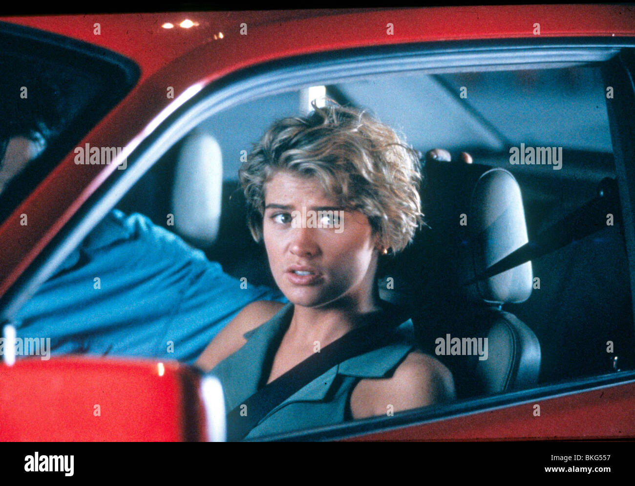 THE CHASE -1994 KRISTY SWANSON - Stock Image