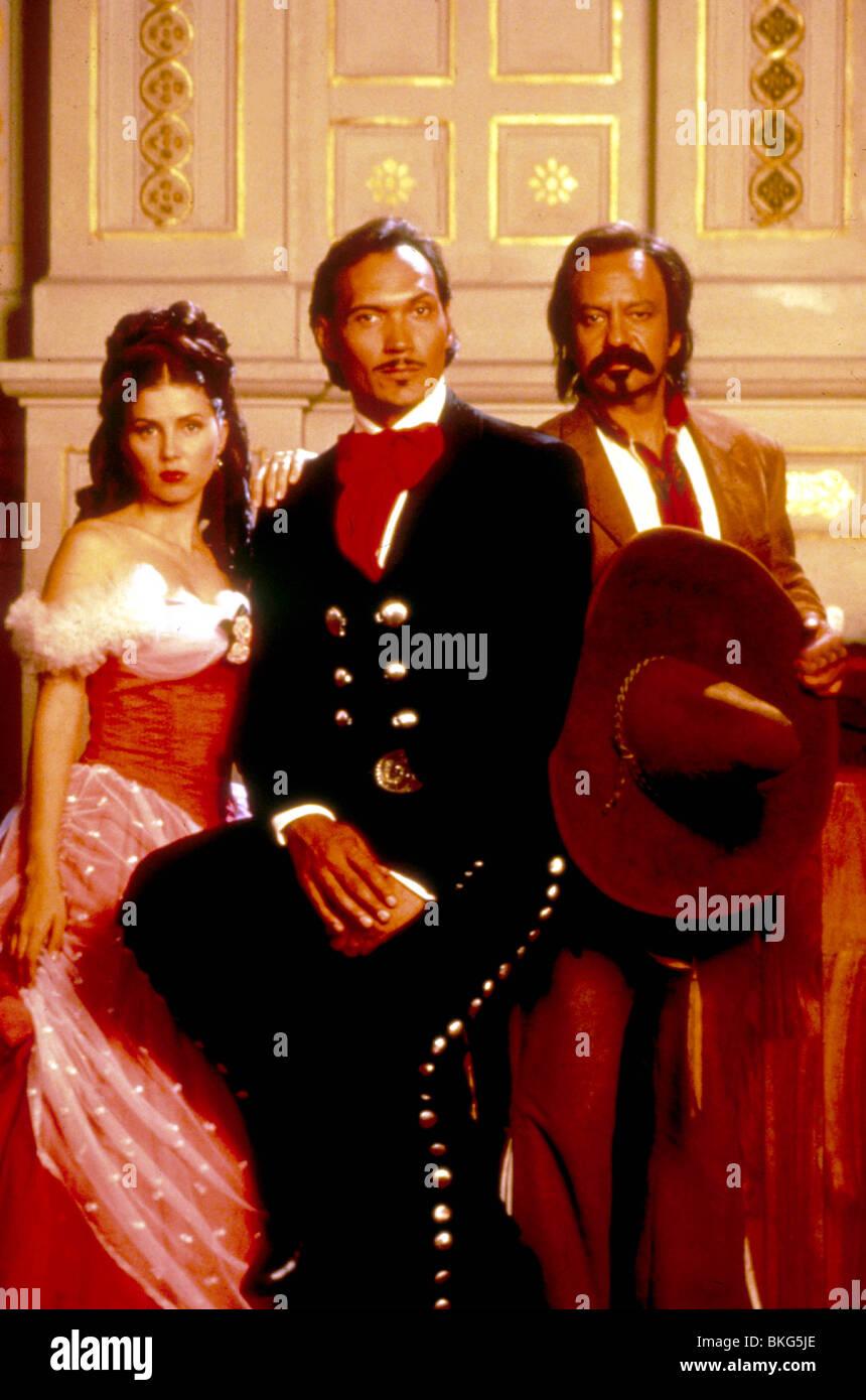 THE CISCO KID 1994 SADIE FROST JIMMY SMITS CHEECH MARIN CKID 001