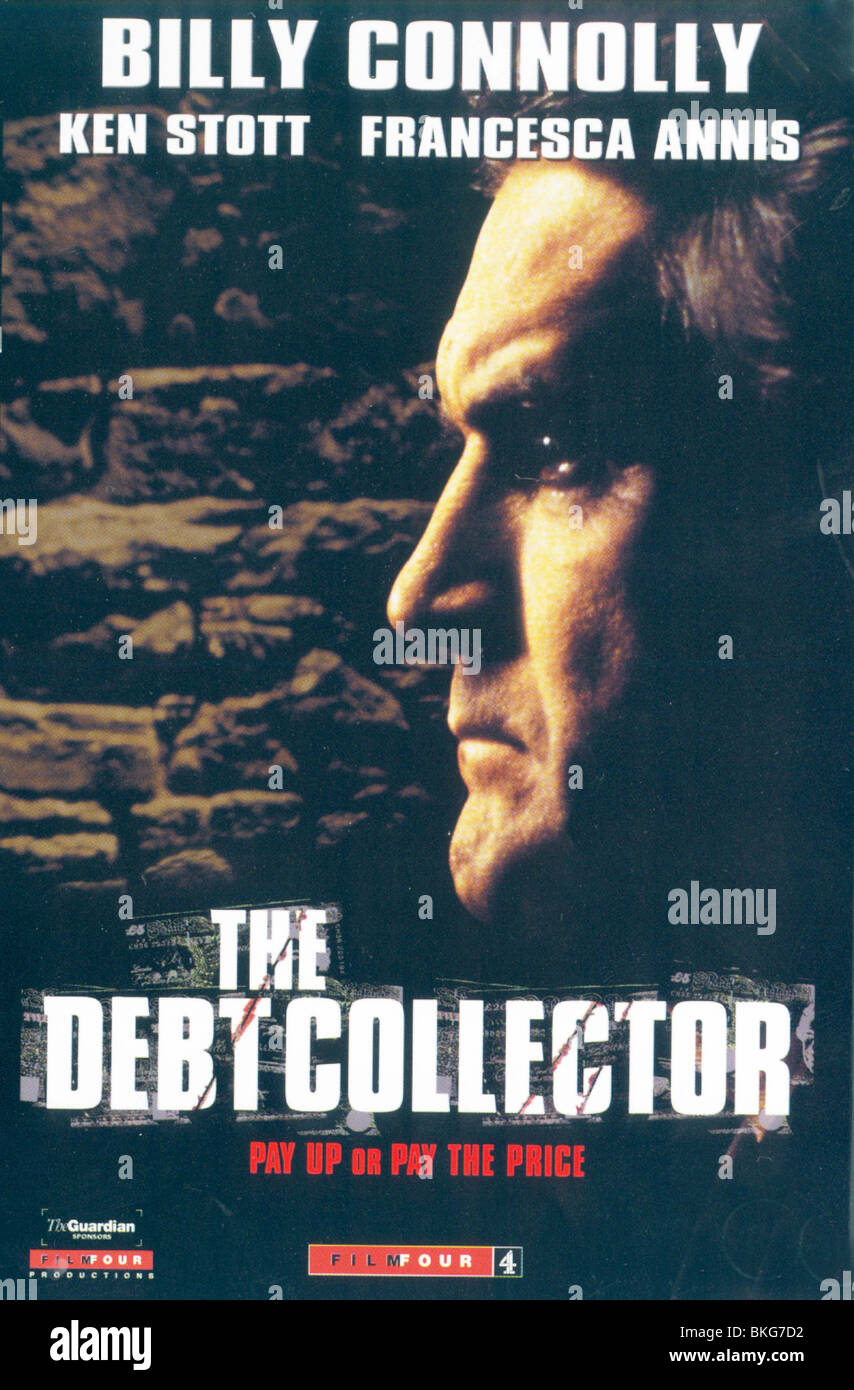THE DEBT COLLECTOR (1999) POSTER DCLL 001VS - Stock Image