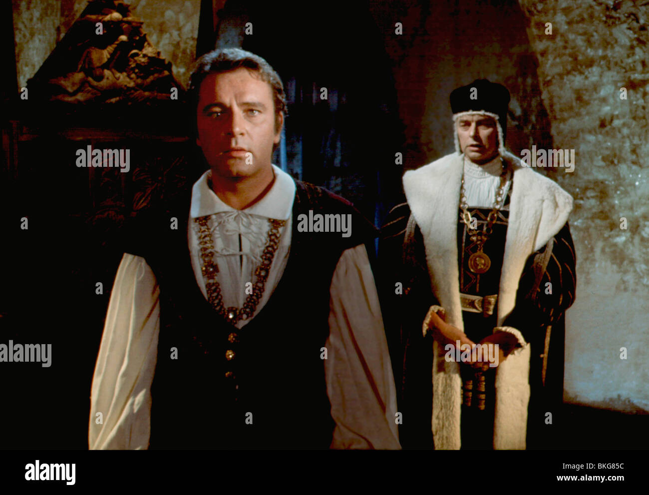 DOCTOR FAUSTUS (1967) RICHARD BURTON DFST 003 - Stock Image