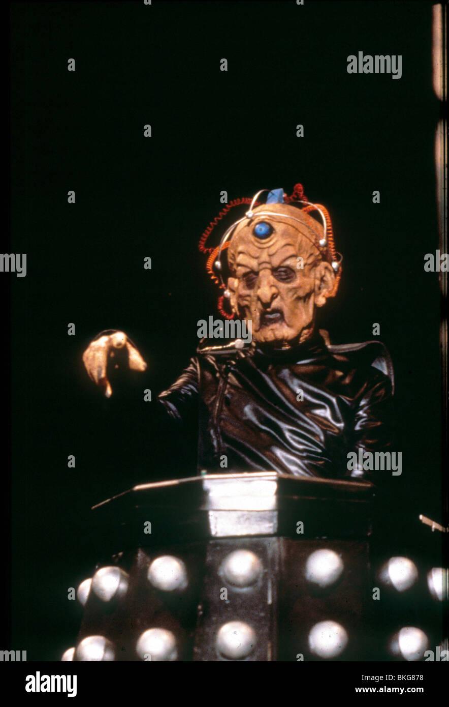DR WHO (TV) DESTINY OF THE DALEKS DOCTOR WHO DWDO 001 - Stock Image