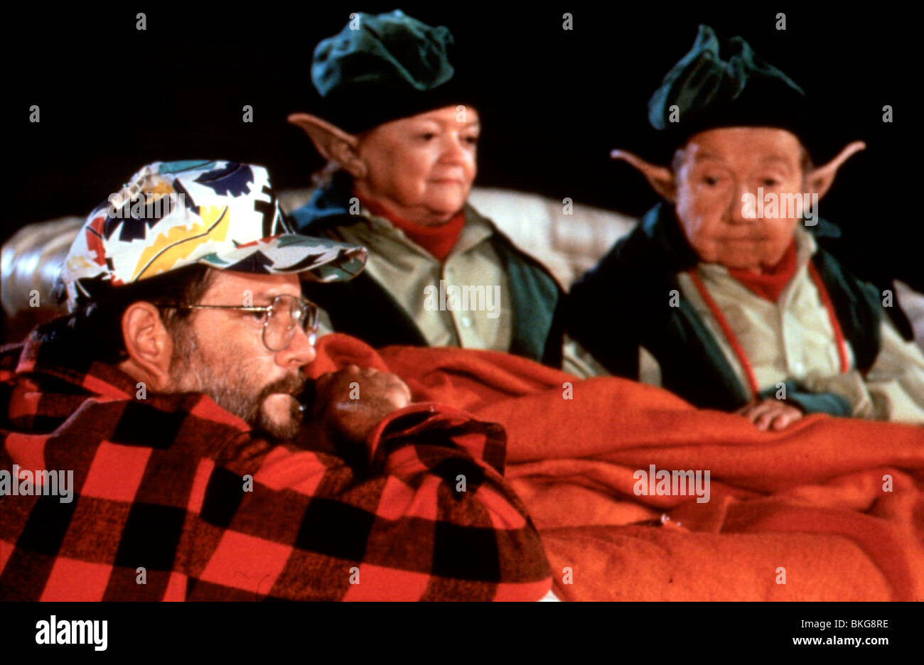 ernest saves christmas 1988 stock image - Ernest Saves Christmas