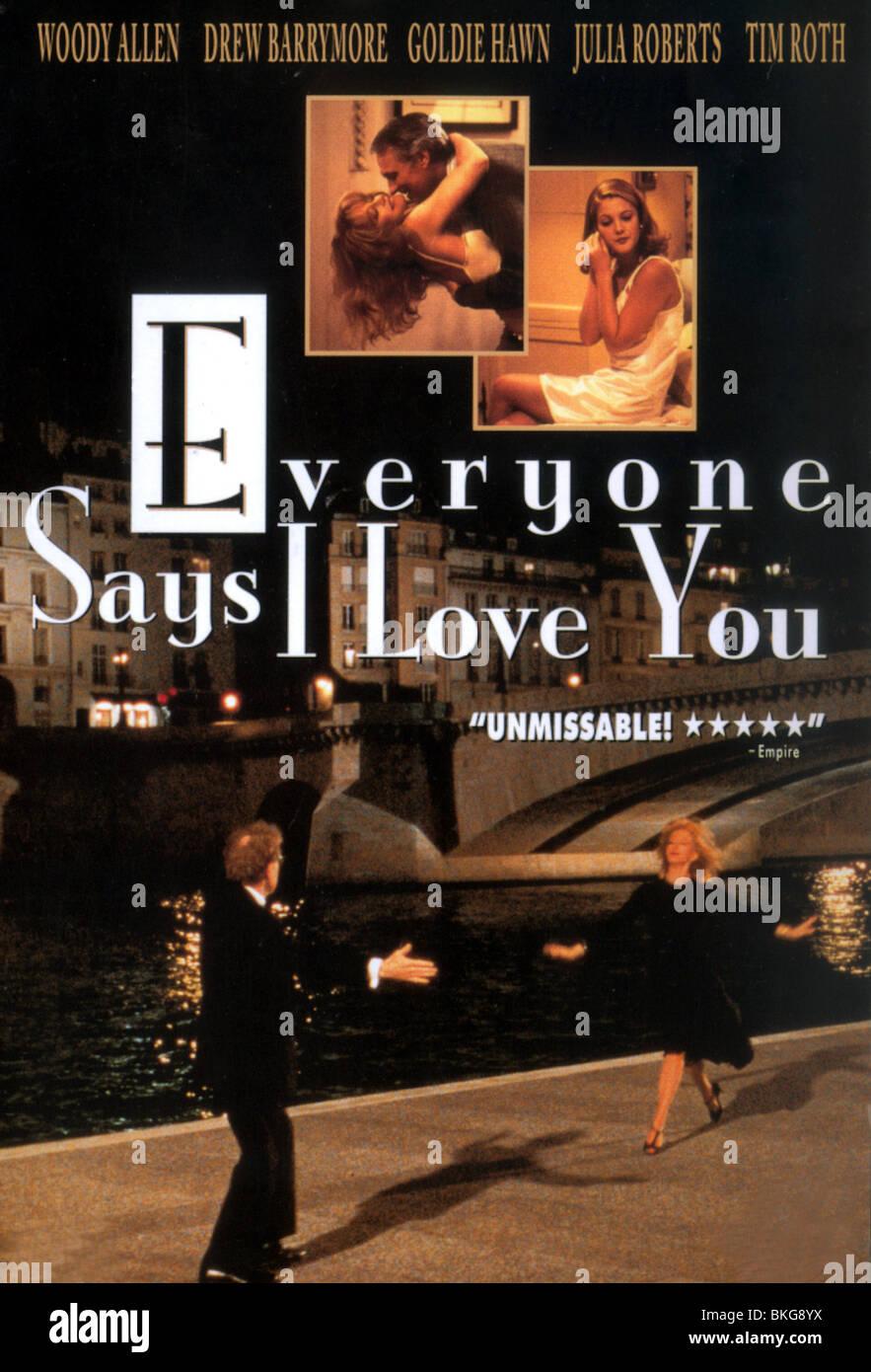 everybody says i love you