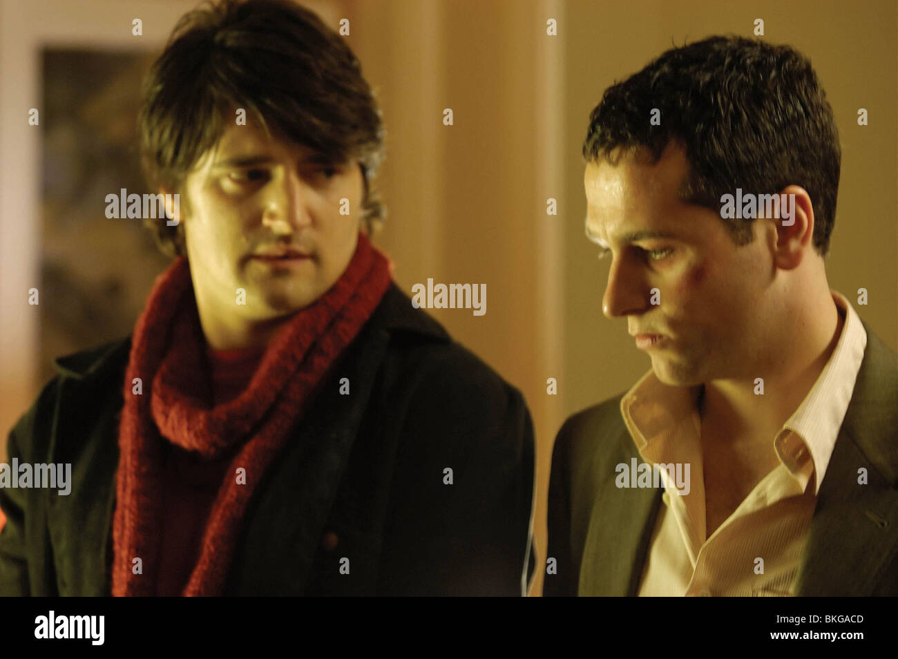 FAKERS (2004) TOM CHAMBERS, MATTHEW RHYS FKRS 001-007 - Stock Image