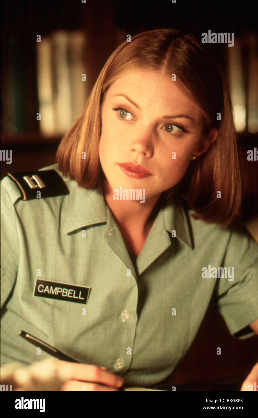 THE GENERAL'S DAUGHTER (1999) LESLIE STEFANSON GDAU 029 - Stock Image