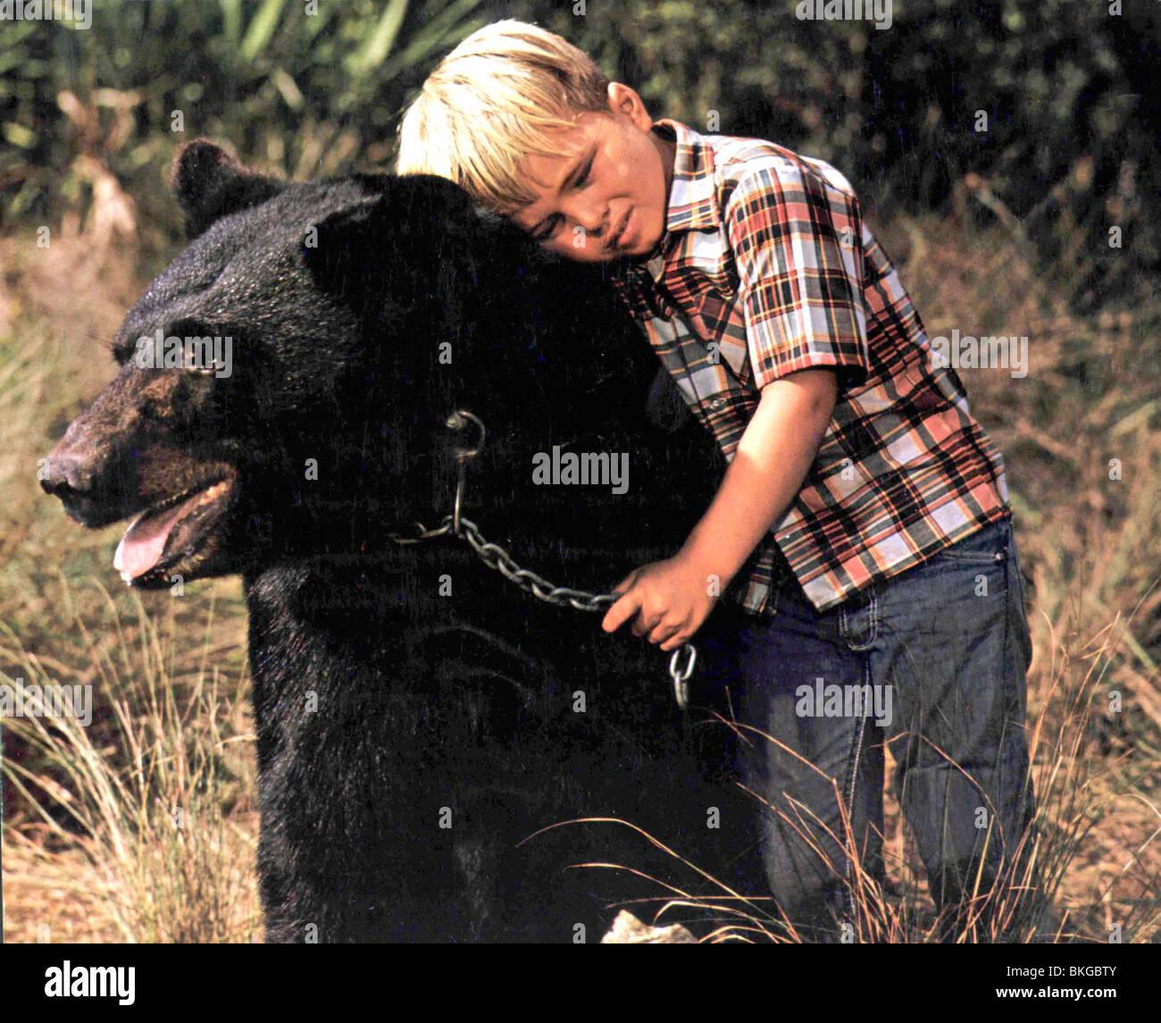 GENTLE BEN (TV) CLINT HOWARD - Stock Image
