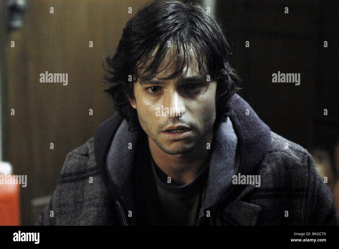 The Grudge 2004 Jason Behr Stock Photo Alamy