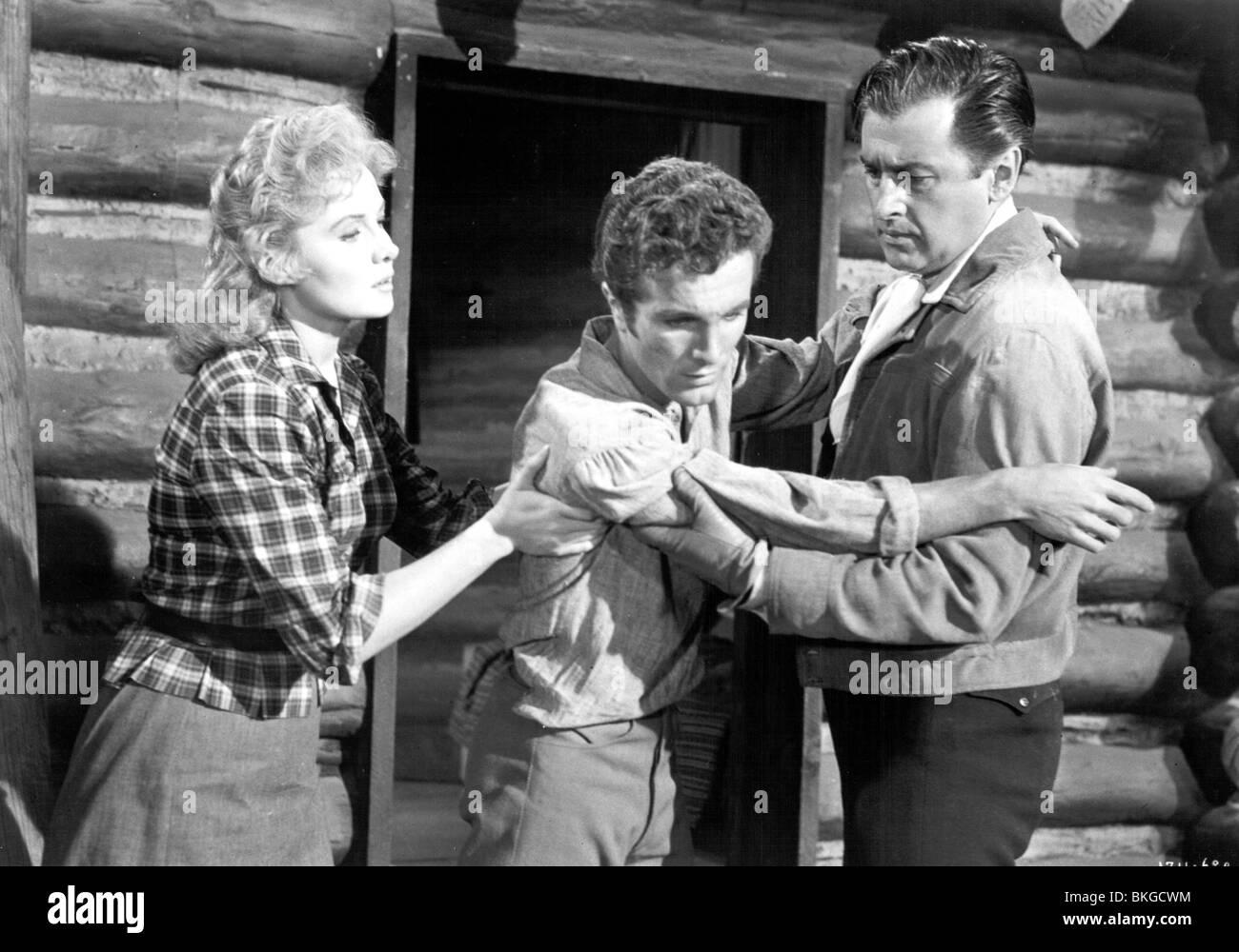 GUN GLORY (1957) RHONDA FLEMING GLY 001-01 - Stock Image