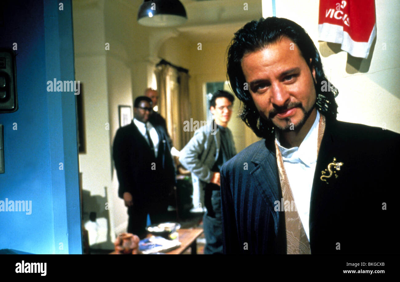 HACKERS -1995 FISHER STEVENS - Stock Image