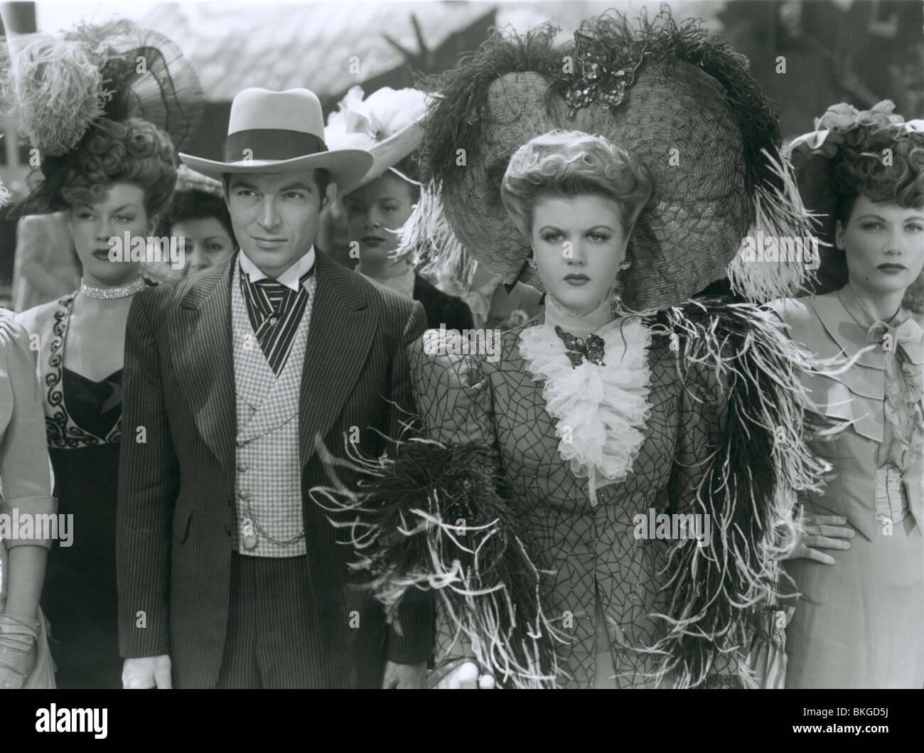 THE HARVEY GIRLS (1946) HORACE MCNALLY, ANGELA LANSBURY HRVG 005P L - Stock Image