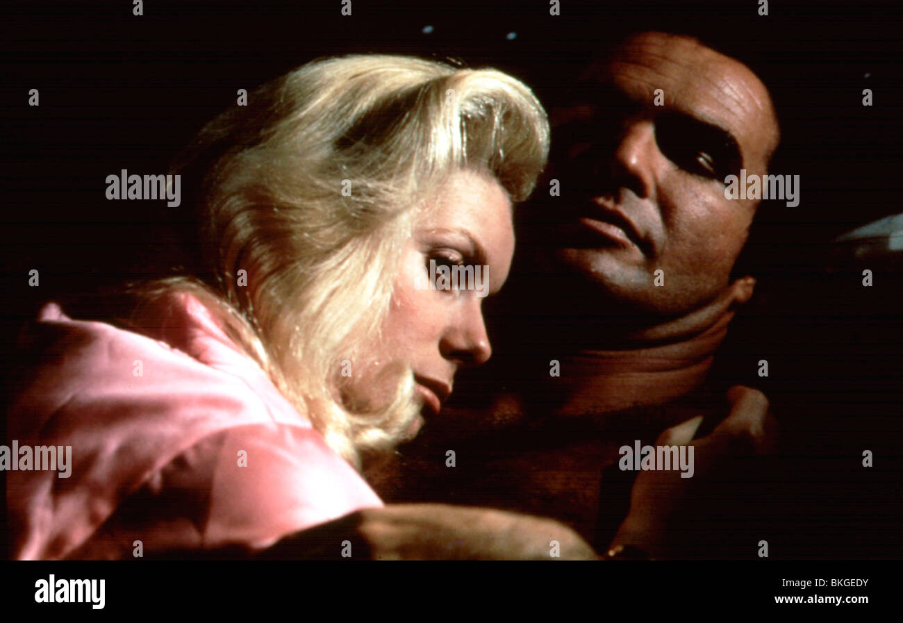 Hustle 1975 Catherine Deneuve Burt Reynolds Hust 005