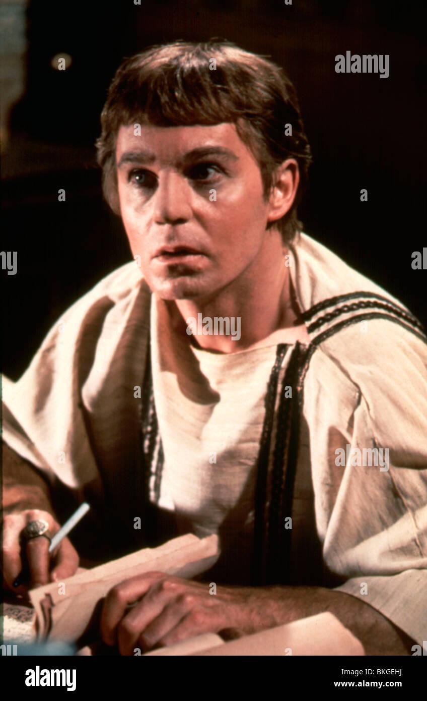 I, CLAUDIUS (TV) DEREK JACOBI - Stock Image