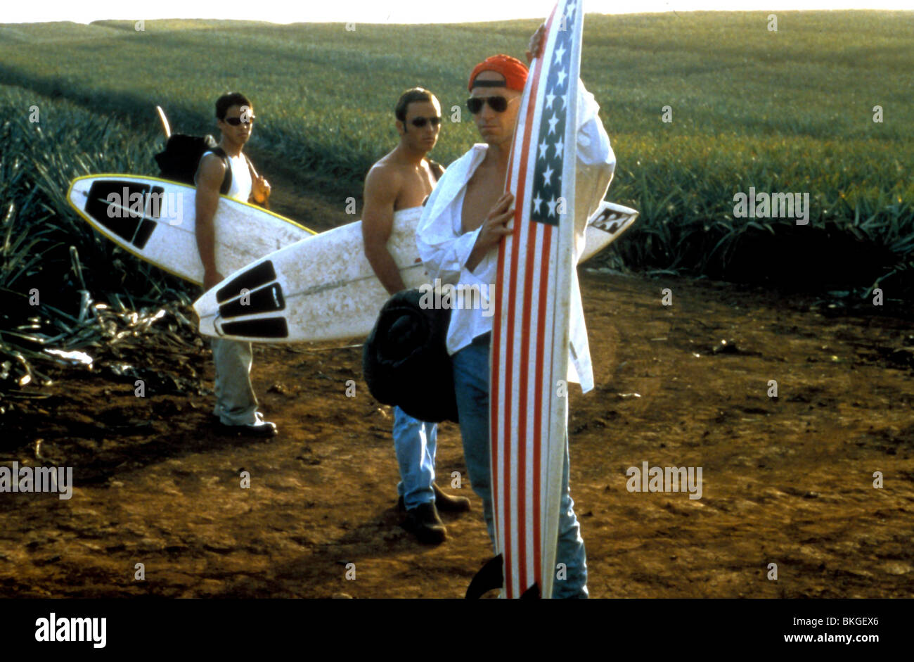 IN GOD'S HANDS (1998) MATTHEW STEPHEN LIU, SHANE DORIAN, MATT GEORGE IGHS 029 - Stock Image