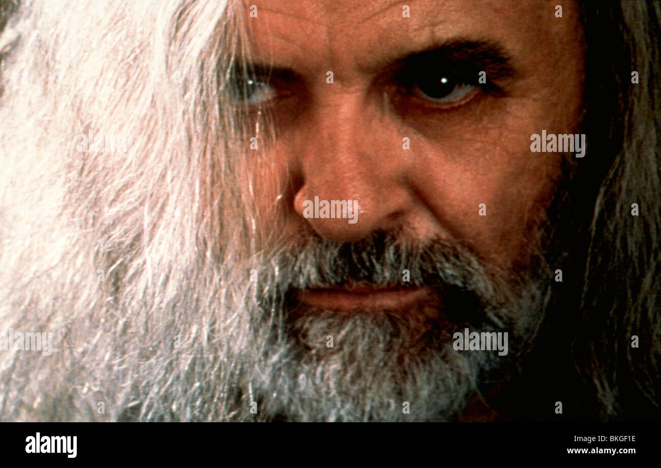 INSTINCT -1999 ANTHONY HOPKINS - Stock Image