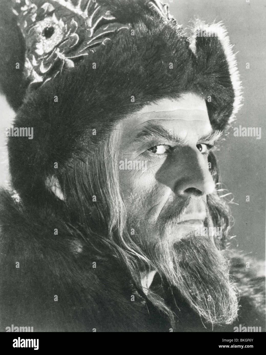 IVAN GROZNI (1942) IVAN THE TERRIBLE (ALT) NIKOLAI CHERKASOV IVTB 002P - Stock Image