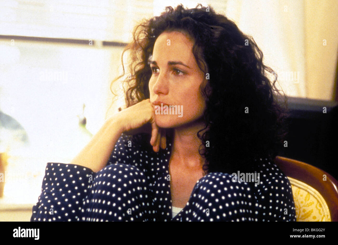 JUST THE TICKET (1999) ANDIE MACDOWELL JTT 020 - Stock Image
