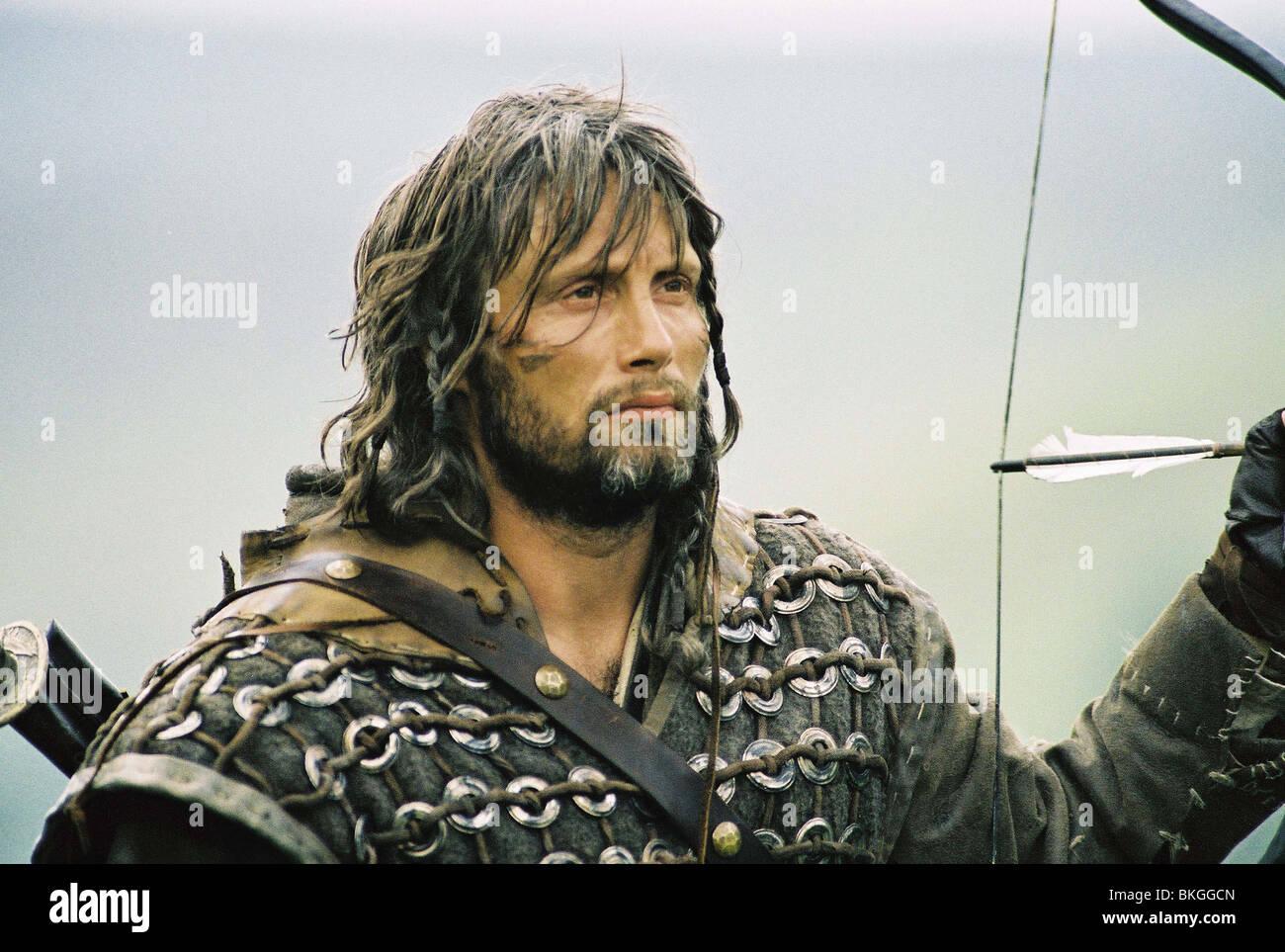 KING ARTHUR (2004) MADS MIKKELSEN KART 001-40 - Stock Image