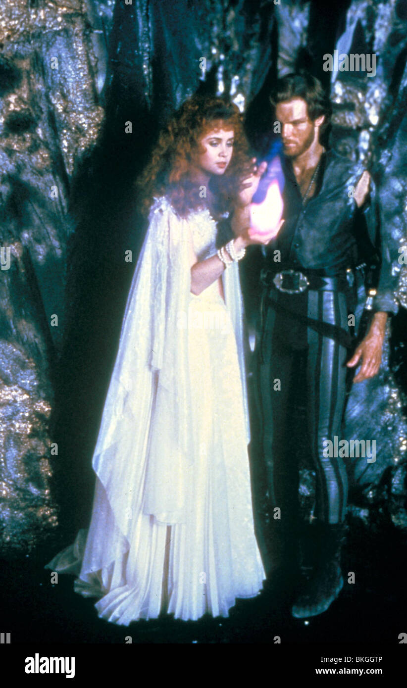 KRULL (1983) LYSETTE ANTHONY, KEN MARSHALL KRU 013 - Stock Image
