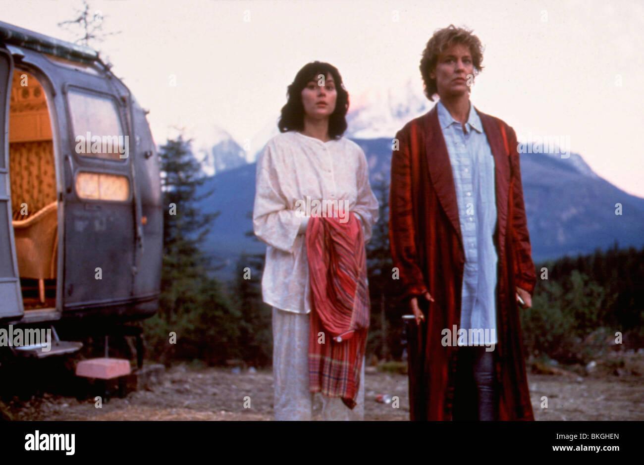 LEAVING NORMAL (1992) MEG TILLY, CHRISTINE LAHTI LNO 003 - Stock Image