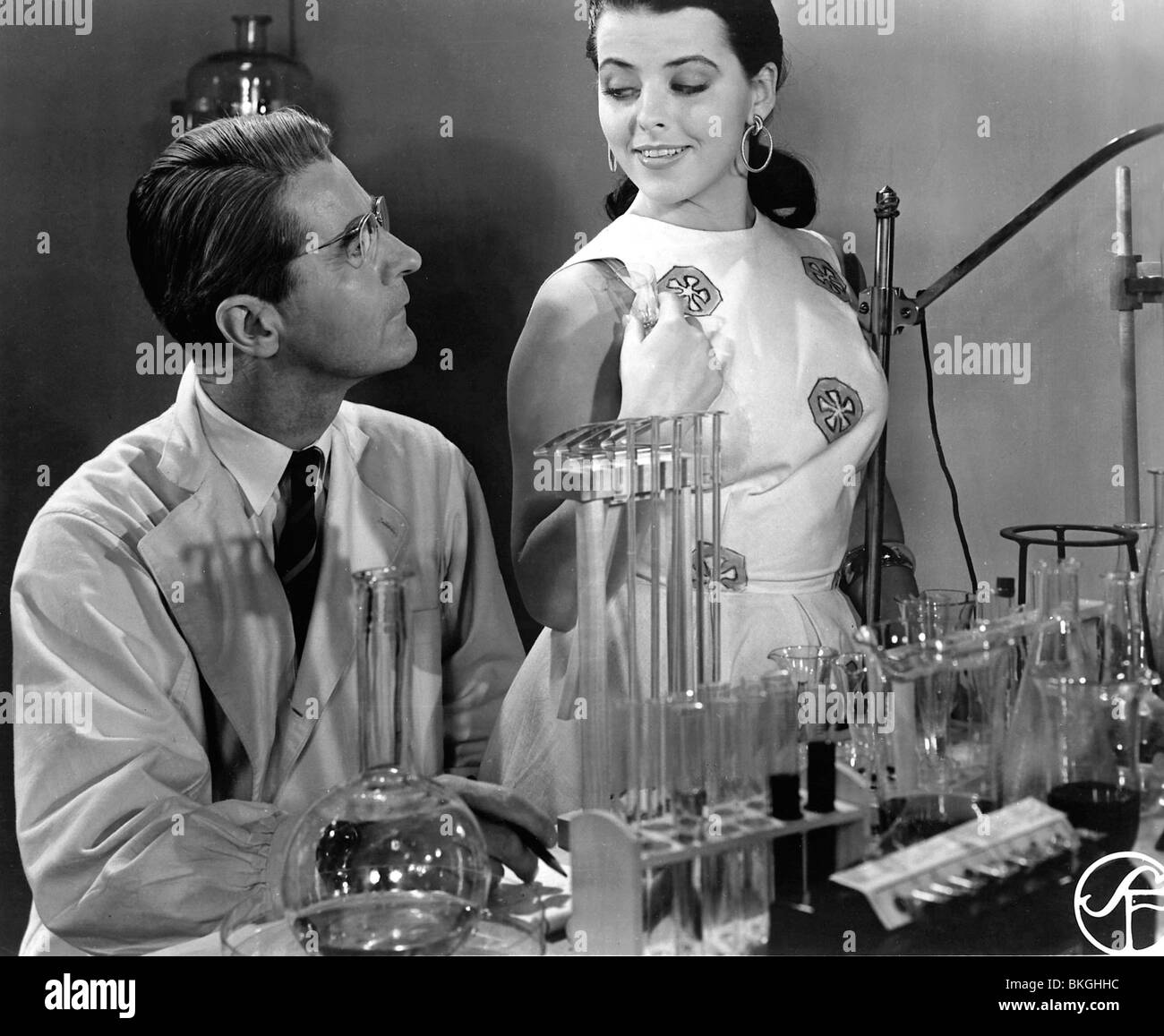 A LESSON IN LOVE (1954) INGMAR BERGMAN (DIR) LLOV 002 P - Stock Image