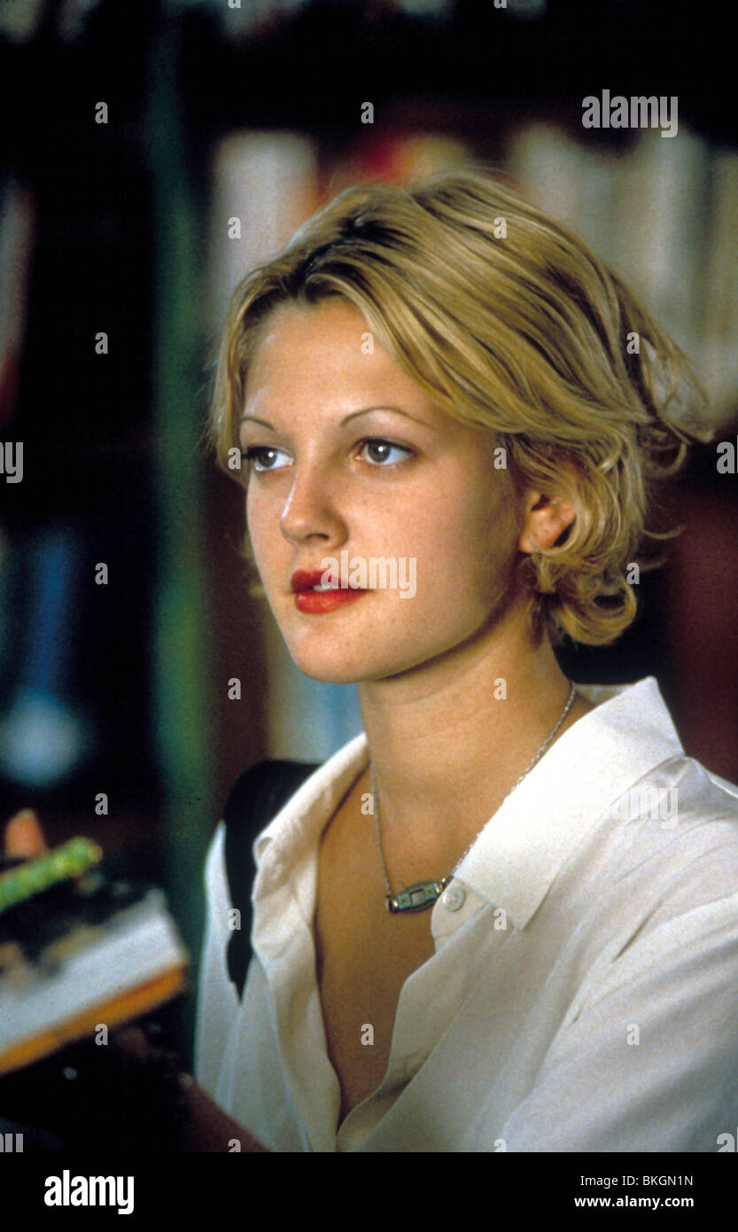 MAD LOVE -1995 DREW BARRYMORE - Stock Image