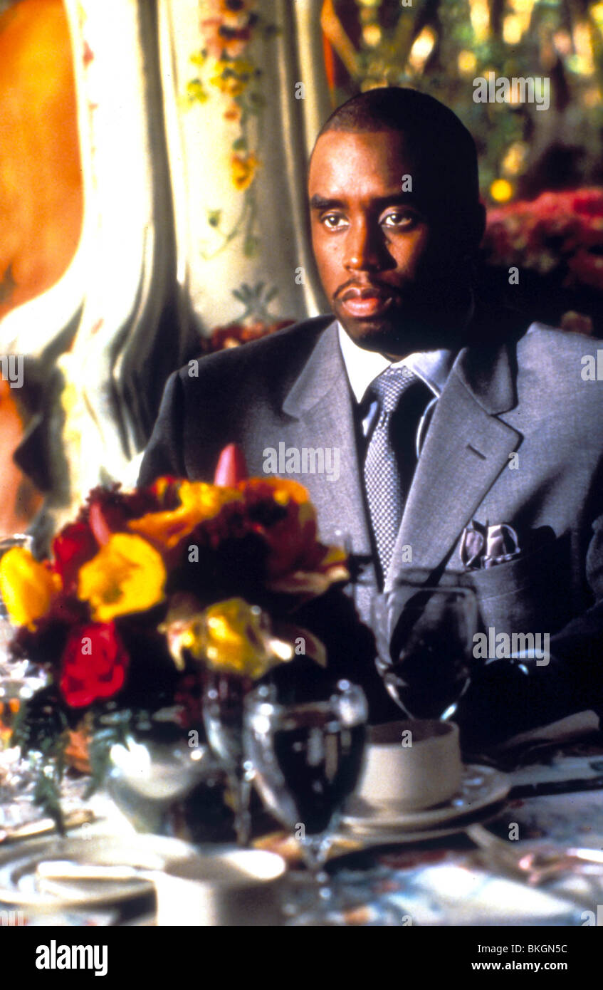 MADE -2001 SEAN 'PUFFY' COMBS - Stock Image
