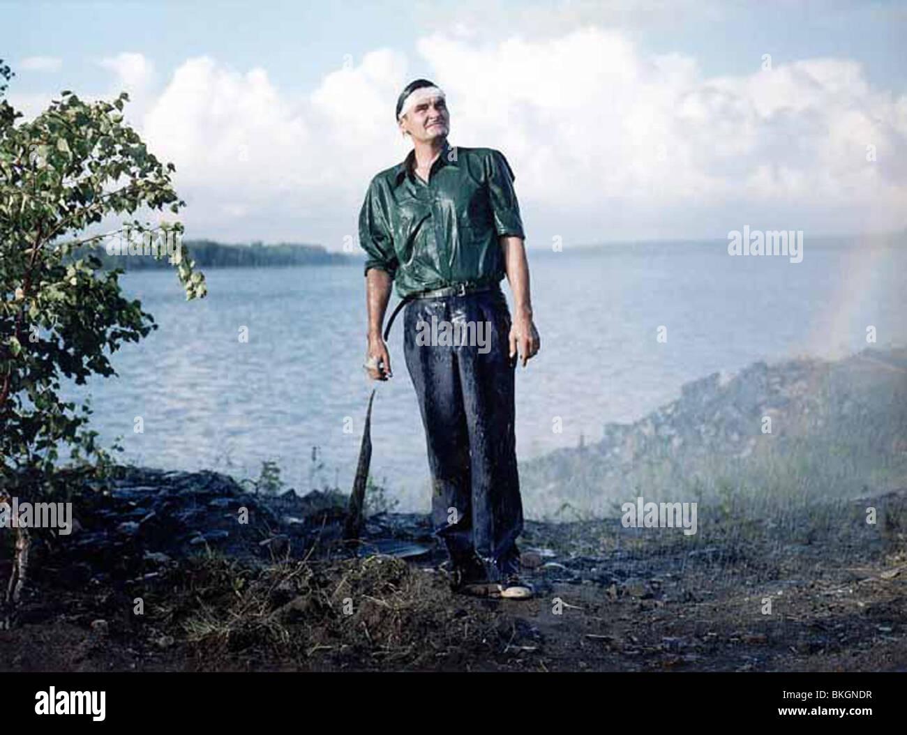 THE MAN WITHOUT A PAST (2002) MARKKU PELTOLA MWAP 001-05 - Stock Image