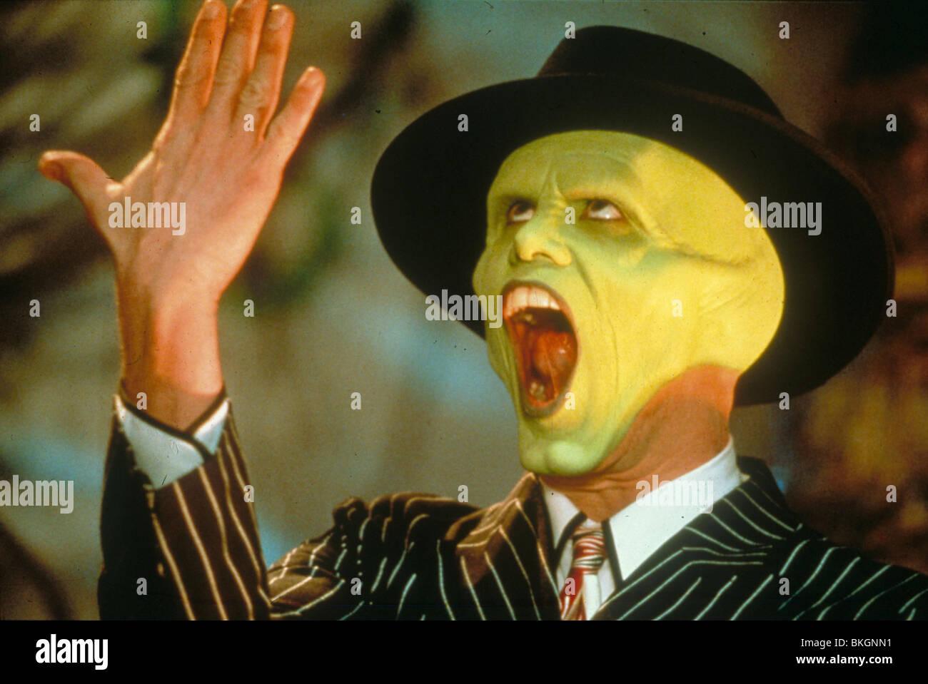 The Mask 1994 Jim Carrey Stock Photo Alamy