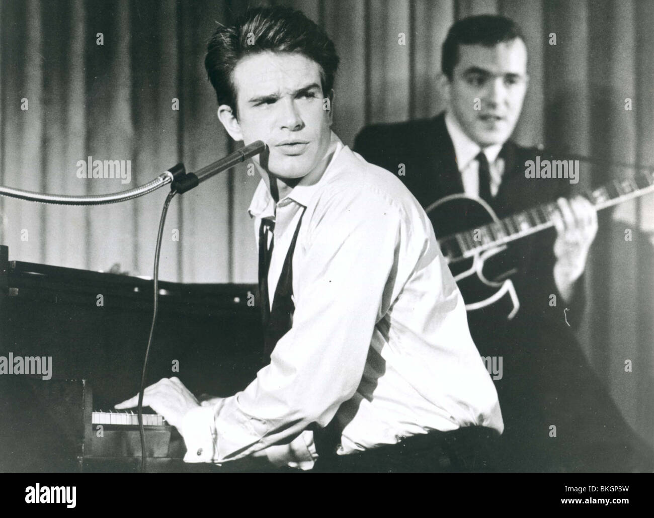 MICKEY ONE -1965 WARREN BEATTY - Stock Image