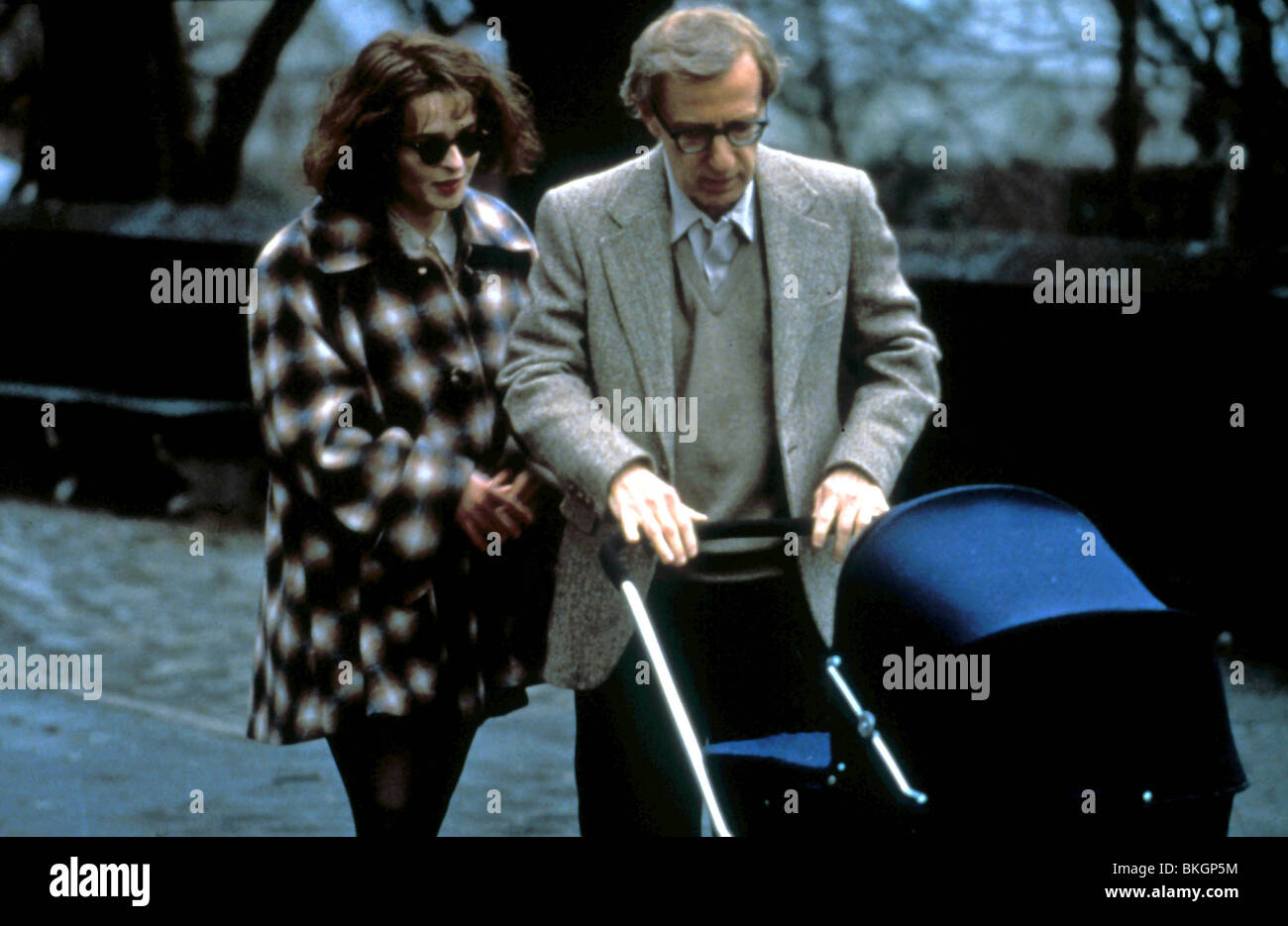MIGHTY APHRODITE (1995) HELENA BONHAM CARTER, WOODY ALLEN MTAD 048 - Stock Image