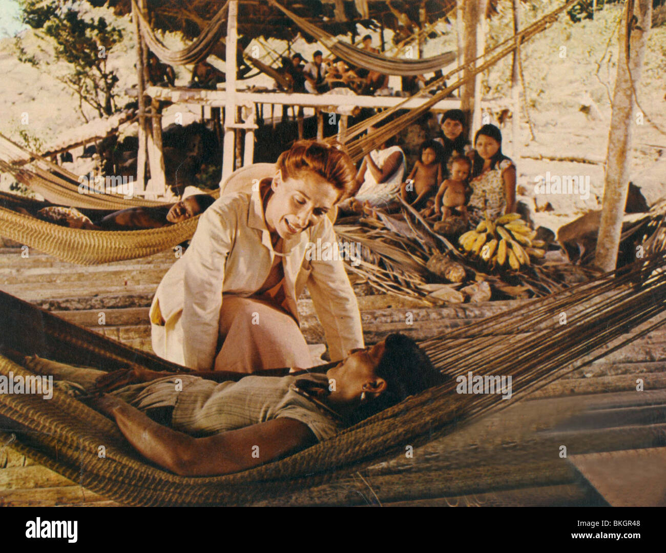 MURPHY'S WAR SIAN PHILLIPS - Stock Image