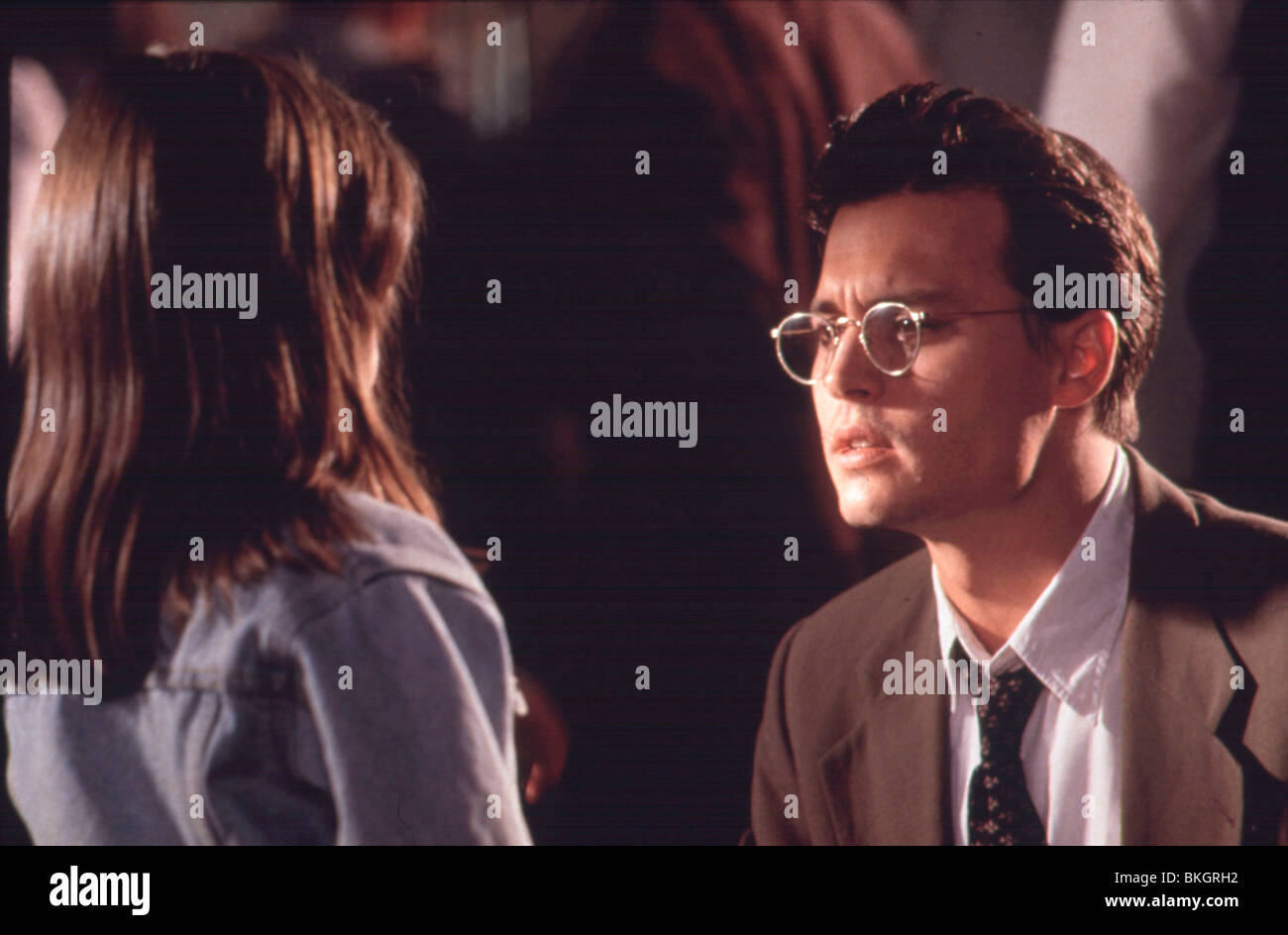 NICK OF TIME -1995 JOHNNY - Stock Image