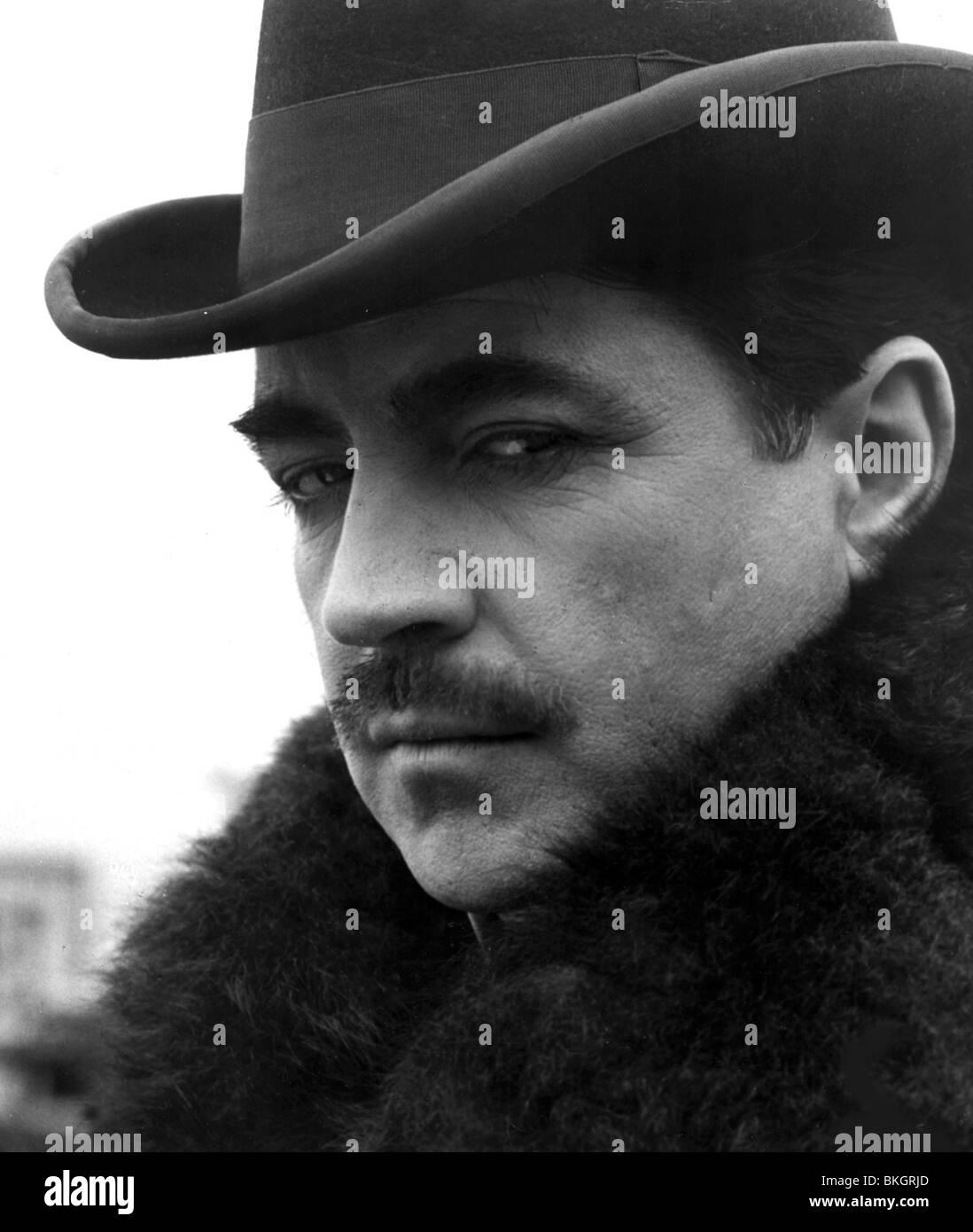 NIJINSKY -1980 ALAN BATES - Stock Image