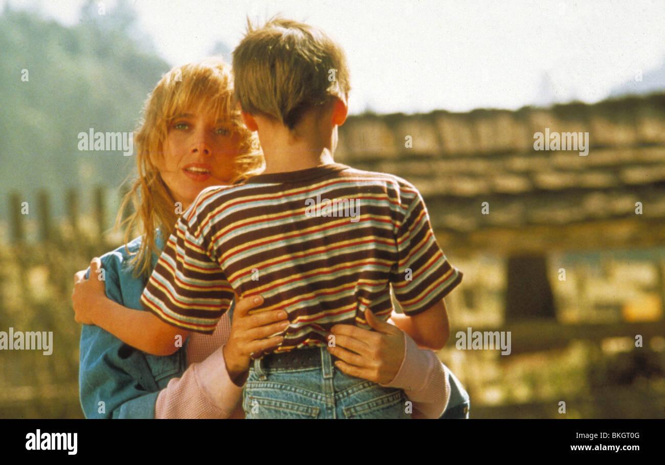 NOWHERE TO RUN (1993) ROSANNA ARQUETTE NTR 047 - Stock Image