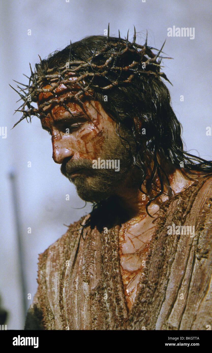 THE PASSION OF THE CHRIST (2004) JIM CAVIEZEL, JAMES CAVIEZEL PASC 001-09 - Stock Image