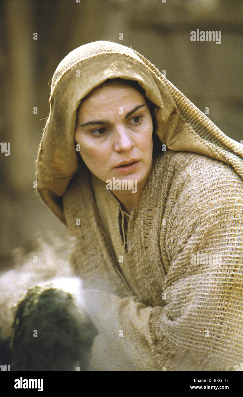 THE PASSION OF THE CHRIST (2004) MAIA MORGENSTERN PASC 001-10 - Stock Image