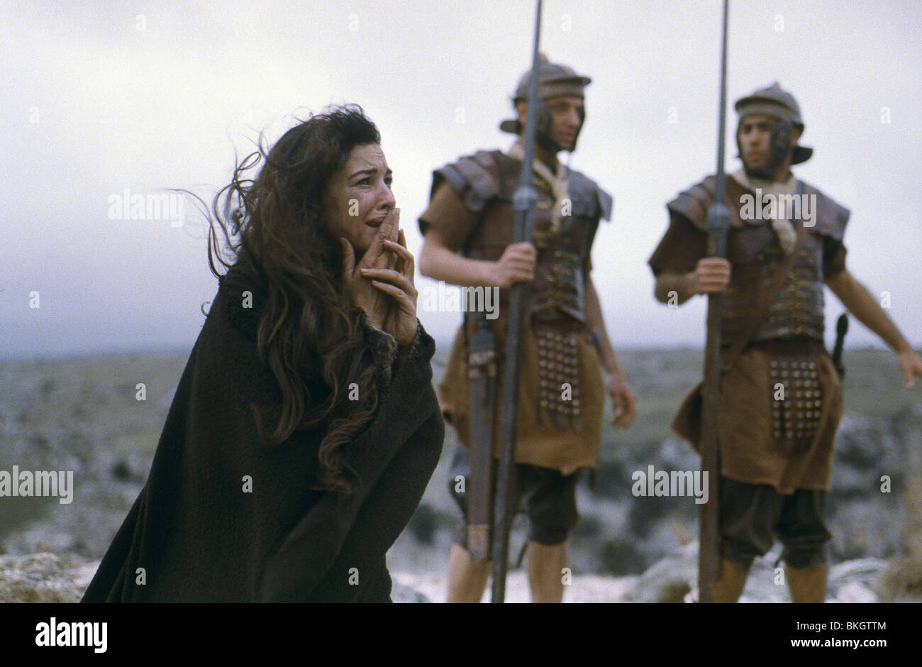 THE PASSION OF THE CHRIST (2004) MONICA BELLUCCI PASC 001-12 - Stock Image