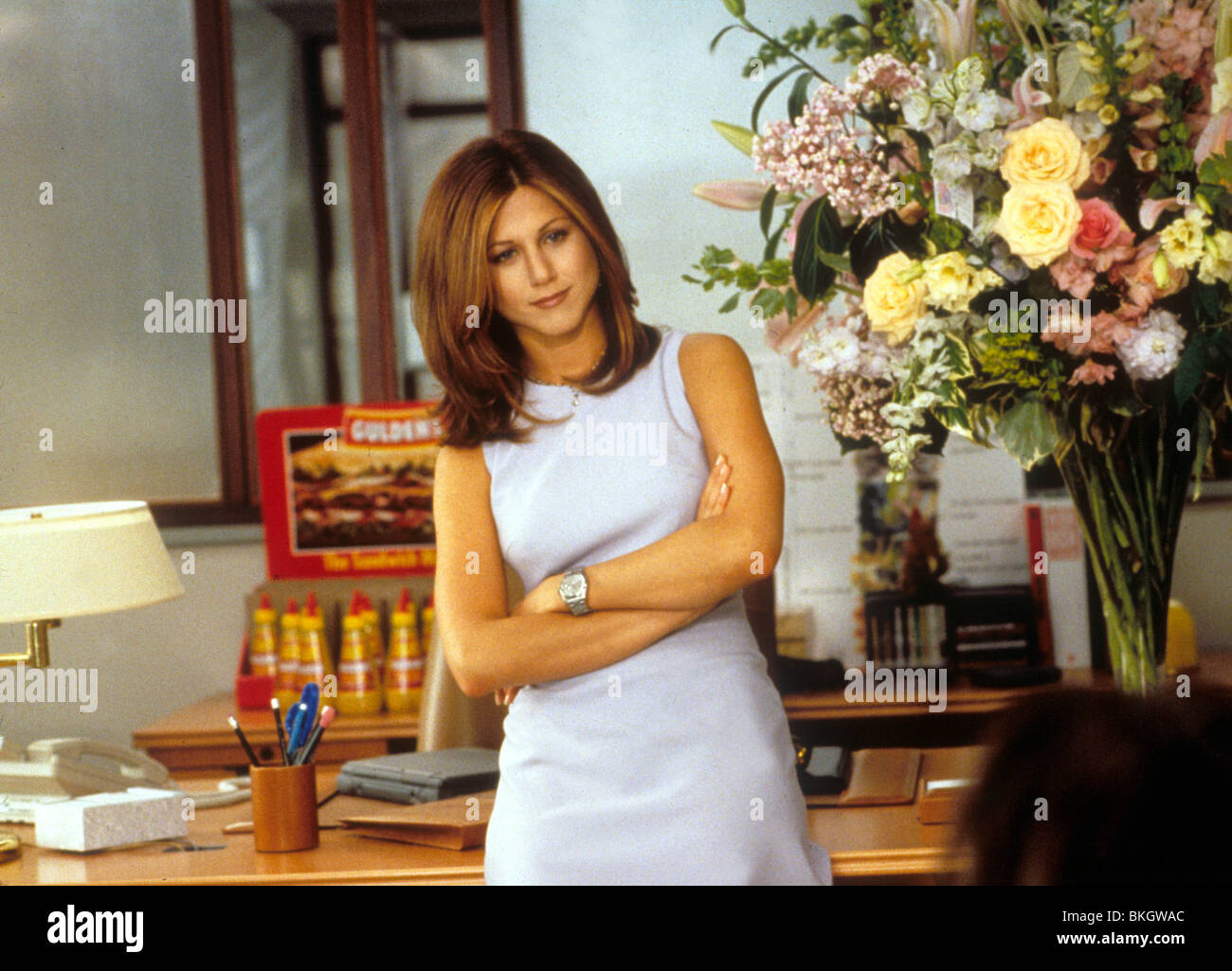 Picture Perfect: Picture Perfect 1997 Jennifer Aniston Stock Photos